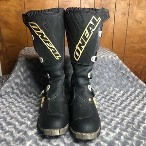 ♨️Hot♨️ O'Neal off-road  Black boots size